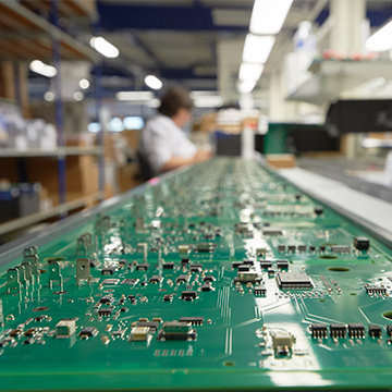 Contract manufacturer Promistel offers a number of services including traditional PCB assembly and Surface Mount Technology (SMT) assembly